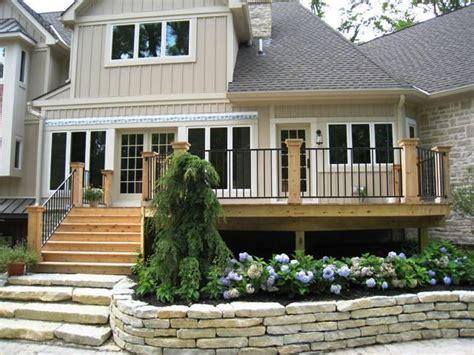patio and deck combinations columbus columbus decks