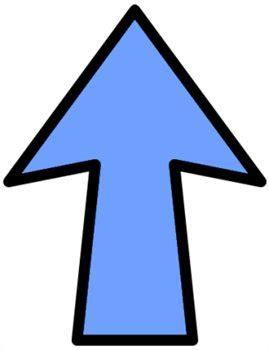 Up Clipart Increase Arrow Clipart Clipground