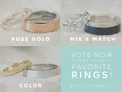 Today Rings Ring Gold Rose Engagement Vote