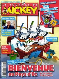 Le Journal De Mickey Abonnement : le journal de mickey n 3142 abonnement le journal de mickey abonnement magazine par ~ Maxctalentgroup.com Avis de Voitures
