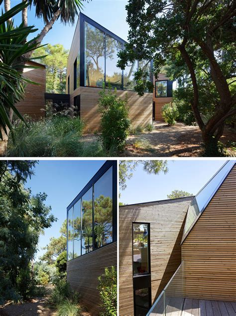 atelier du pont design a new house in cap ferret contemporist