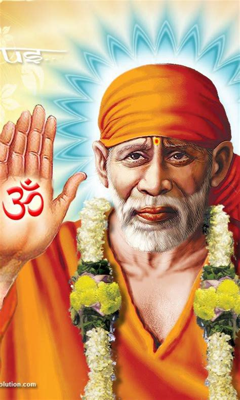 sai baba wallpapers  mobile gallery