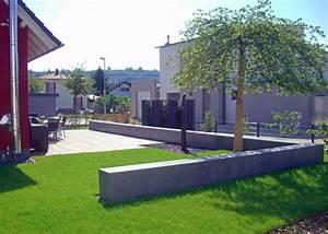 Beton Pflanzkübel Als Mauer : referenzen betonfertigteile fassaden freiburg wei beton egenter betonfertigteilwerk gmbh ~ Udekor.club Haus und Dekorationen