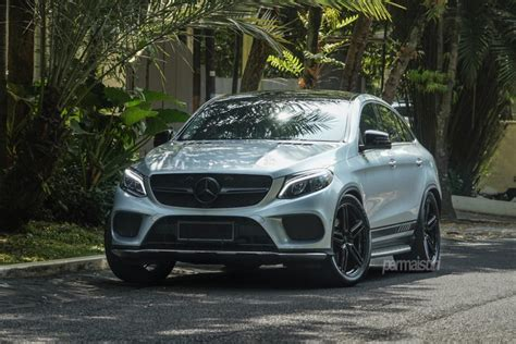 mercedes benz gle  hybrid forged hf   vossen wheels