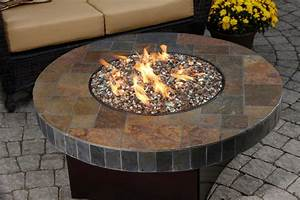 Diy, Gas, Fire, Pit, Table