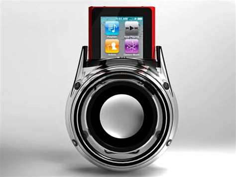 waldok wall plug  speaker  charger   ipod nano