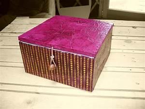 Boite A Bijoux Originale : achat de boite bijoux en carton boite bijoux originale atelier carton ~ Teatrodelosmanantiales.com Idées de Décoration