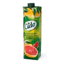 Nektārs CIDO greipfrūtu 1L