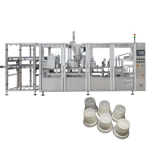 kcup packaging machine coffee tea filling  sealing machine  highest quality  china