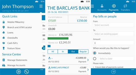 simple bank phone number uk bank barclays releases official windows phone app