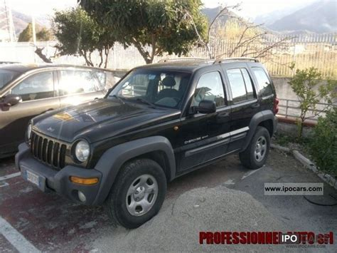 jeep cherokee sport 2002 2002 jeep cherokee 2 5 crd sport car photo and specs