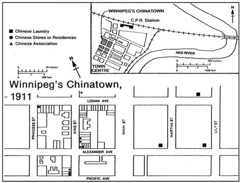 le quartier chinois de winnipeg