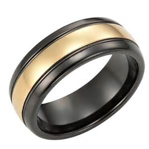 black wedding bands for black gold wedding rings for wedding inspiration