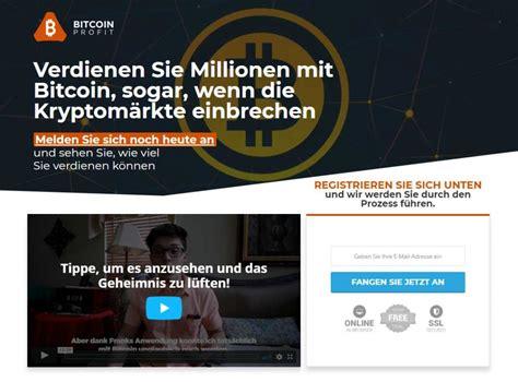 bitcoin profit lll achtung ist bitcoin profit betrug oder nicht