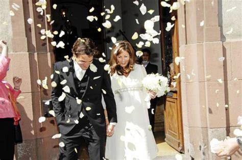 Roger Federer And Mirka Vavrinec Wedding Photos