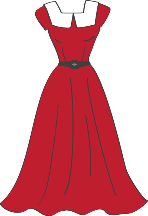 Dress Clipart Dress Images About Clipart Ropaplementos On Cliparting