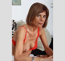 Skinny Grandma Maria Strips Off Pichunter