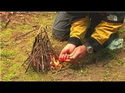 Wilderness Survival Tips  How To Make Fire Youtube