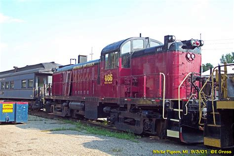 Pioneer Railcorp Lines