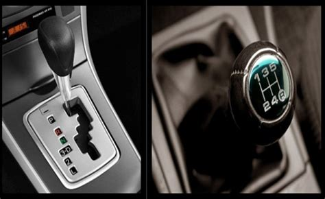 Manual Vs. Automatic Transmission In Cars