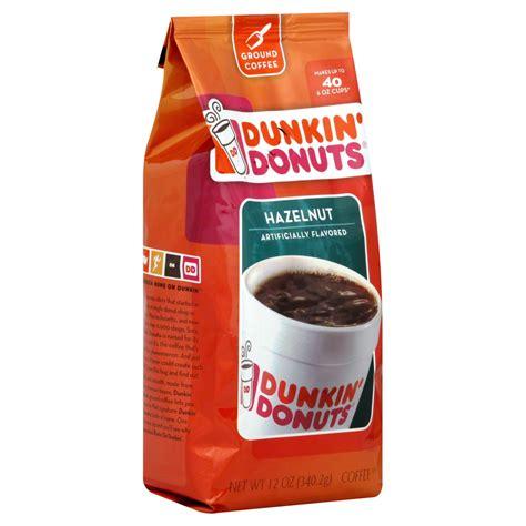 More varieties dunkin donuts original blend medium roast ground coffee dunkin donuts french vanilla coffee dunkin' donuts caramel coffee dunkin' donuts original blend with the flavors and aromas of sweet roasted hazelnuts. Dunkin' Donuts Coffee, Ground, Hazelnut, 12 oz (340.2 g)   Shop Your Way: Online Shopping & Earn ...