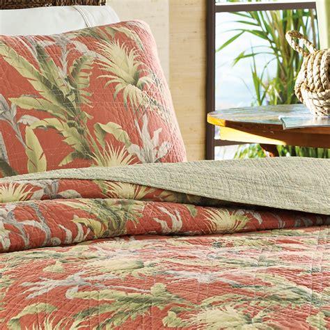 tommy bahama catalina quilt  beddingstylecom