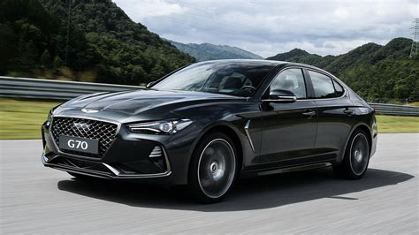 2019 Genesis G70 First Drive