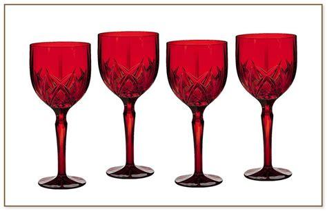 colored wine glasses colored wine glasses
