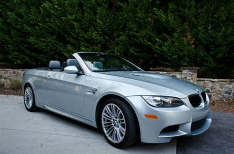 Bmw Chapel Hill by Purchase Used 2011 Bmw M3 Convertible 2 Door 4 0l In