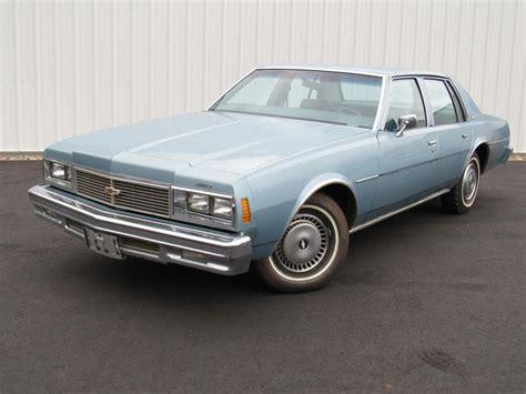 1979 Chevrolet Impala For Sale #1859710  Hemmings Motor News
