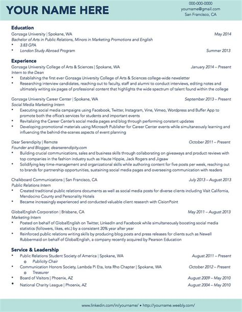 12865 college student resume format college student