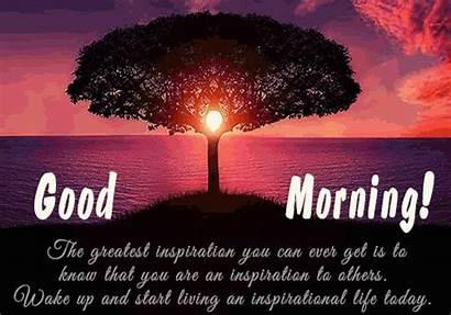 Morning Gifs Quotes Animations Sunrise Whatsapp Goodmorning