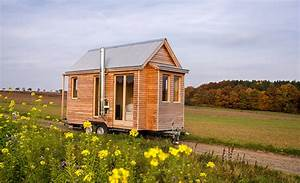 Tiny House Anhänger : tiny houses der trend der minih user ~ Articles-book.com Haus und Dekorationen