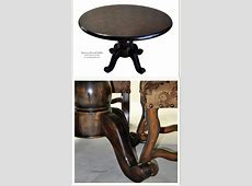 Dining Room Table Xlong Extra Long Round Tuscany Style