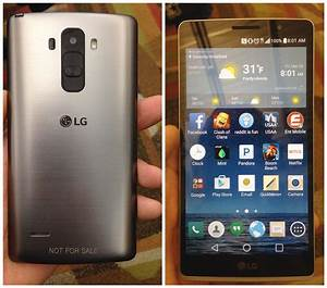 First Photos Of The Alleged Lg G4 Note Leaked In The Wild