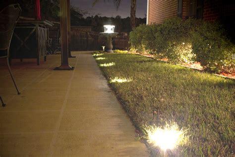 solar house lights kenroy home 60502 solar deck 5 light set 4 quot x 4 quot x 3