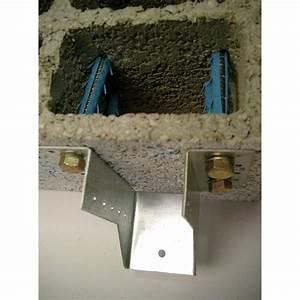 Sabot De Charpente : 4 chevilles en nylon et tirefonds pour fixation des sabots ~ Melissatoandfro.com Idées de Décoration