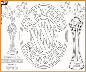Ausmalbilder Fc Bayern Mnchen Wappen Rooms Project