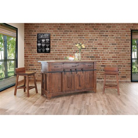 kitchen furniture direct international furniture direct pueblo ifd359island kitchen