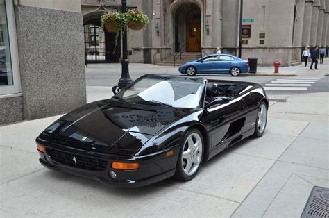 With 5 used ferrari f355 spider cars available on auto trader, we have the largest range of cars for sale available across the uk. 1996 Ferrari F355 Spider Stock # B300AAA for sale near Chicago, IL   IL Ferrari Dealer