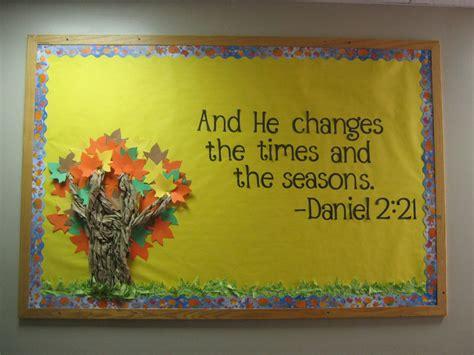 send  year  bulletin board