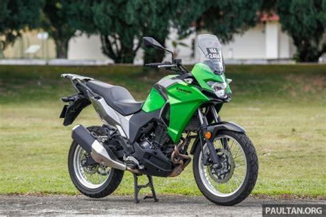 Versys X 250 Image by Review 2017 Kawasaki Versys X 250 Big Sometimes