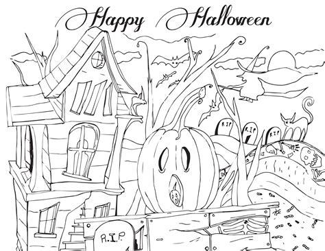 Halloween Activities Sheets Free