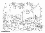Coloring Printable Adults sketch template