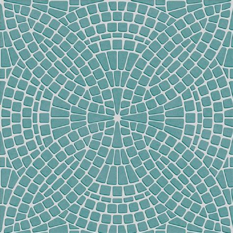 decor ceramica mosaic tile embossed vinyl wallpaper