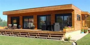 Chalet En Bois Habitable Livré Monté : maison et chalet en bois chalet en bois en kit ~ Dailycaller-alerts.com Idées de Décoration