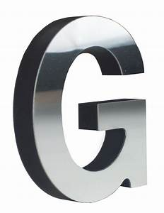 metal on acrylic letters With aluminum letters