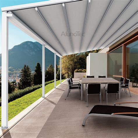 aluminum retractable pvc pergola fabric roof buy pergola awning pvc pergola pergola fabric