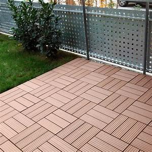 Terrassen Klick Fliesen : terrassenplatten kunststoff holzoptik terrassenplatten ~ Michelbontemps.com Haus und Dekorationen