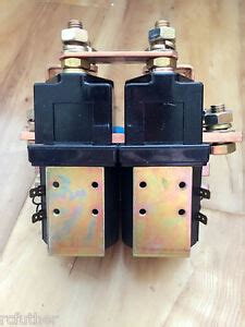 albright sw202 type heav duty contactor solenoid 48v way normally open contactor ebay